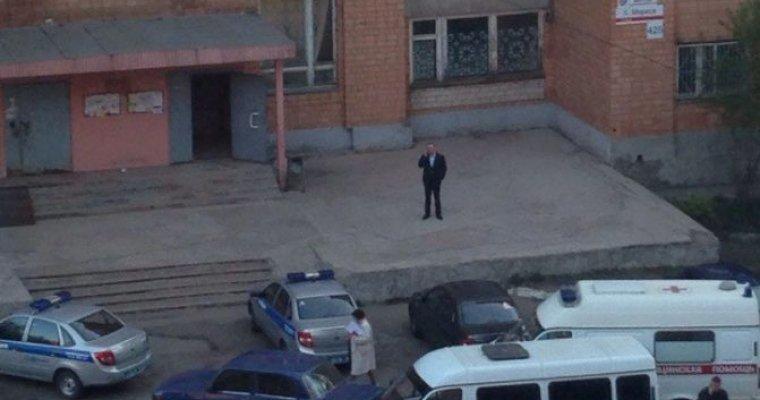 Полицейские опубликовали оперативное видео освобождения заложников вИжевске