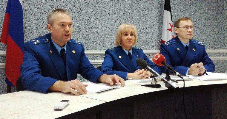 Два министра уволились вУдмуртии после прокурорской проверки