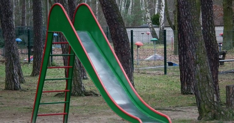 Вкиевском детском саду произошел взрыв