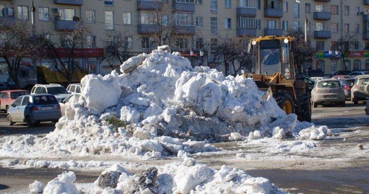 ВИжевске остановили заключение контрактов насодержание дорог в2018—2019 годах