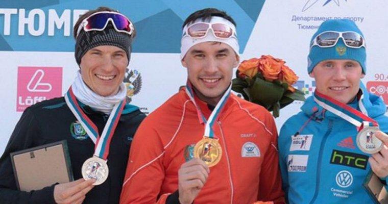 Биатлонист изУдмуртии стал серебряным призером чемпионата Российской Федерации всуперспринте