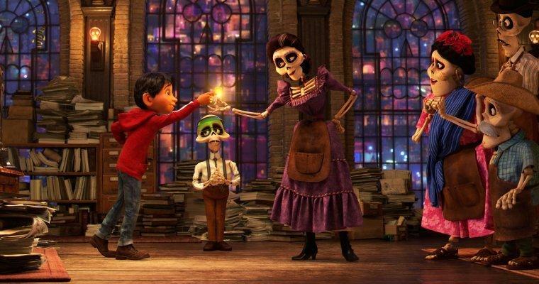 «Тайна Коко» получила Annie как лучший мультфильм