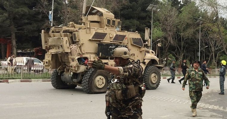 Три человека погибли, 15 получили ранения в итоге взрыва вКабуле