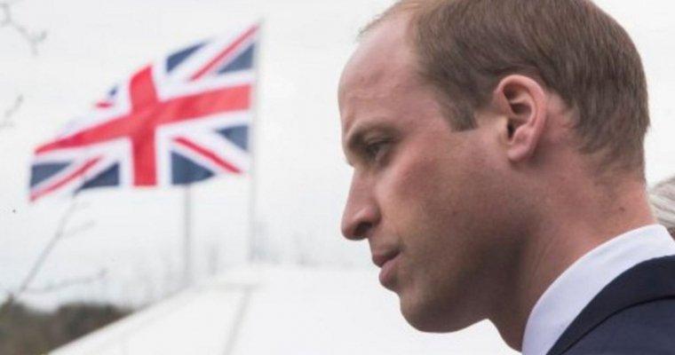 Принц Уильям навертолете пытался спасти тонущего подростка