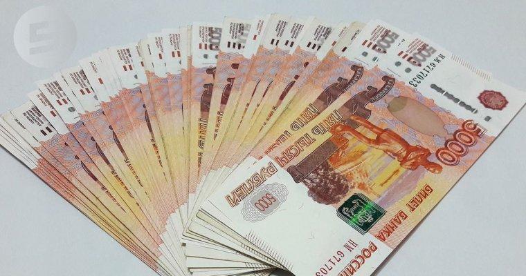 Госдолг Удмуртии замесяц вырос на4,5 млрд руб.