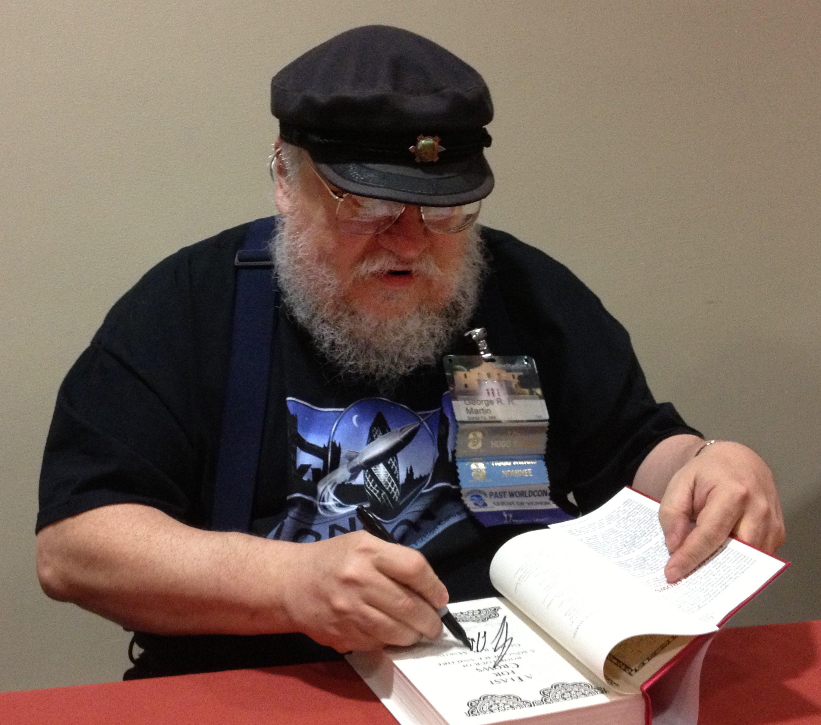 Автор «Игры престолов» выпустит роман-приквел оТаргариенах вконце осени 2015-го