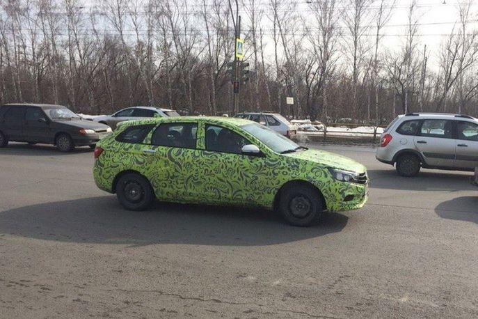 Ижевский автомобильный завод начнет выпуск Лада VestaSW уже в2015-м году