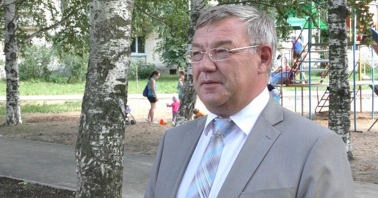 Заработок руководителя Ижевска Юрия Тюрина вследующем году вырос на40%