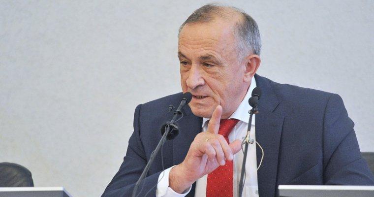 Бывшему главе Удмуртии Александру Соловьеву продлили домашний арест
