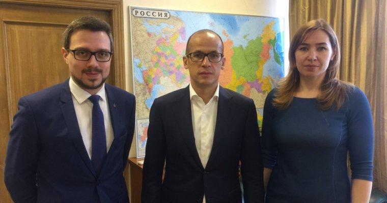 Выходец из«Сколково» стал представителем Удмуртии при президенте