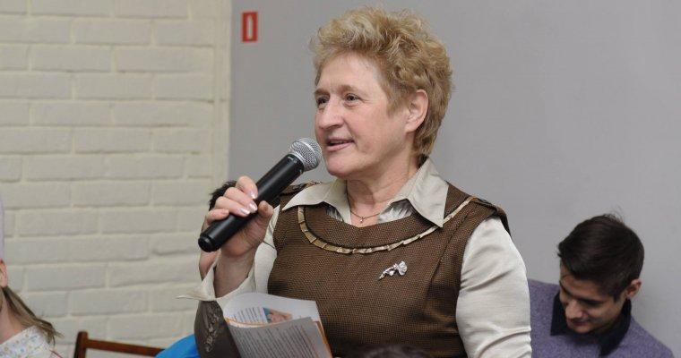 Людмила Гуляшинова оставляет  пост председателя Общественной палаты Ижевска