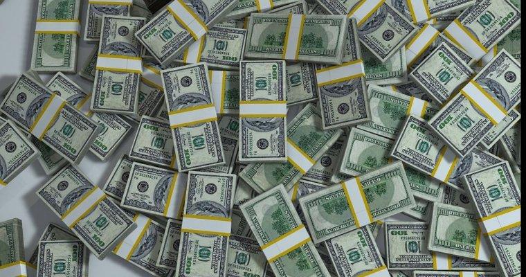 В РФ в минувшем году число долларовых миллионеров выросло на10%