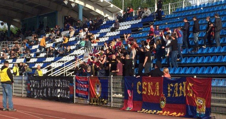ВИжевске задержали болельщиков женских футбольных команд