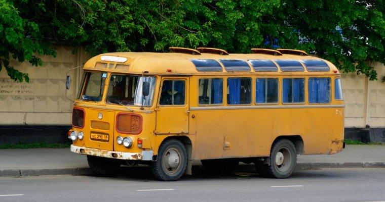 ВРостовской области милиция задержала нетрезвого водителя, перевозившего 15 детей