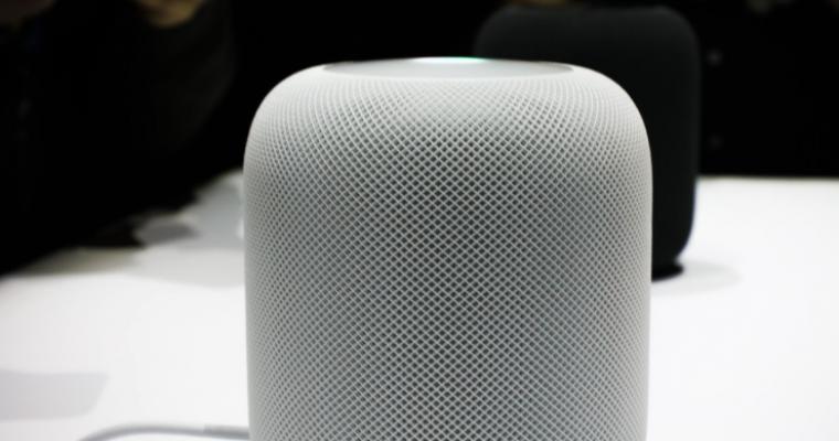 Вмире стартовали продажи «умной колонки» Apple HomePod