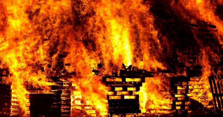 ВУдмуртии милиция задержала подозреваемую в 6-ти поджогах домов