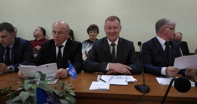 Руководителя Завьяловского района предложат напраймериз повыборам главы Удмуртии