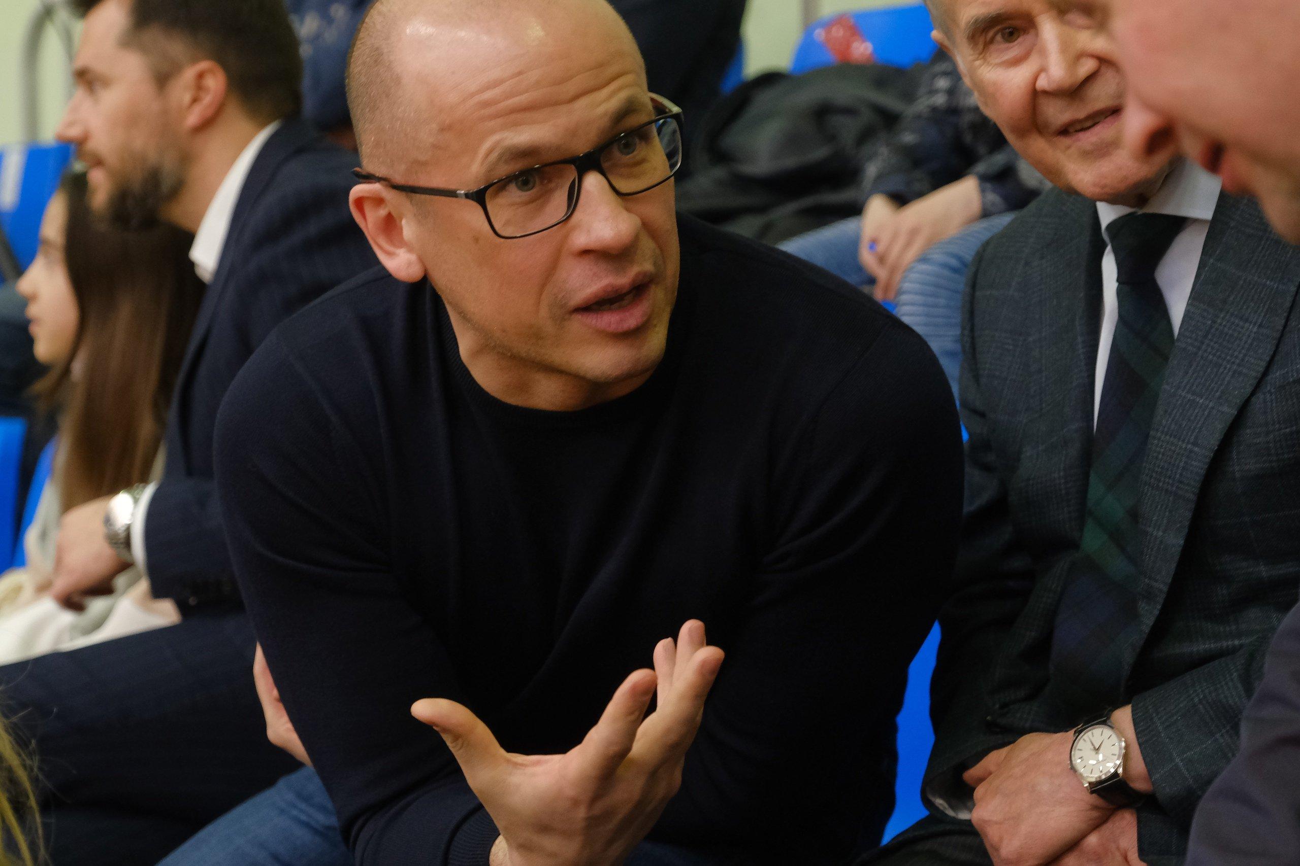 Глава Удмуртии Александр Бречалов рассказал о своих вредных привычках