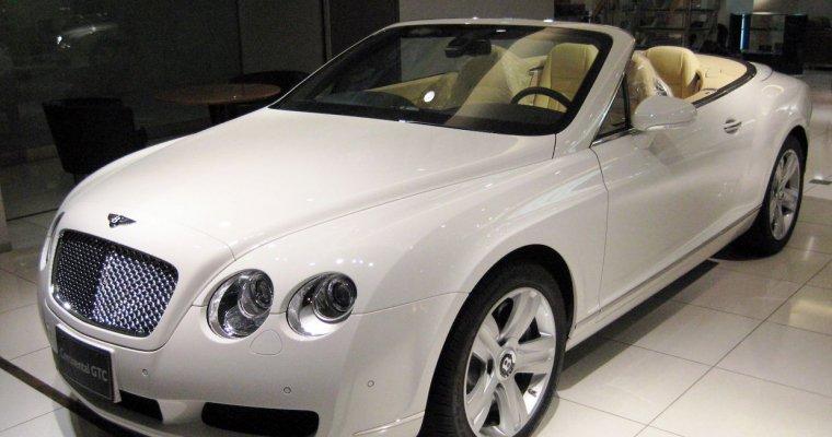 Бентли создаст автомобильный дизайн для веганов