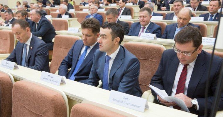 ТОП-3 самых богатых исамых бедных депутатов государственного совета Удмуртии