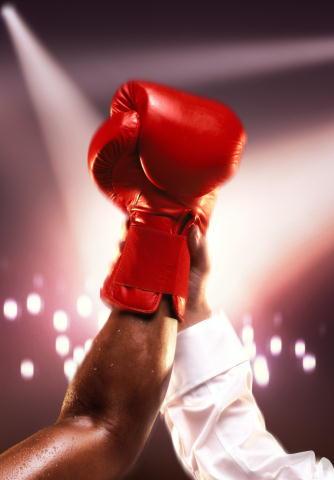 Поздравления боксеров в стихах