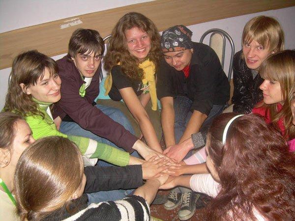 Конкурсы для студентов в летнем лагере