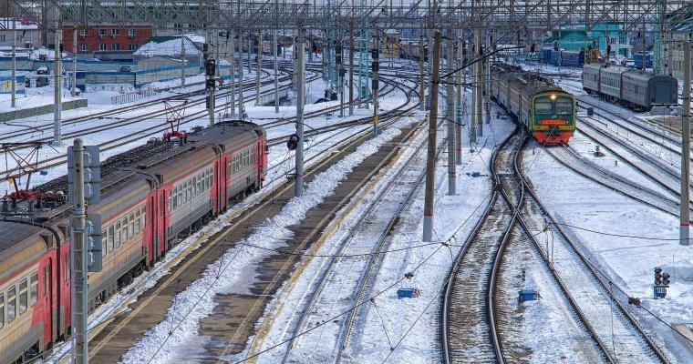 Две престарелые женщины попали под поезд вПодмосковье