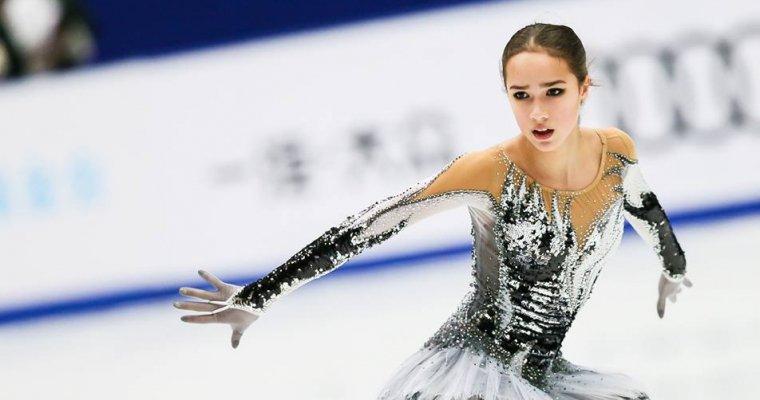 Русские фигуристы втройке наилучших после короткой программы