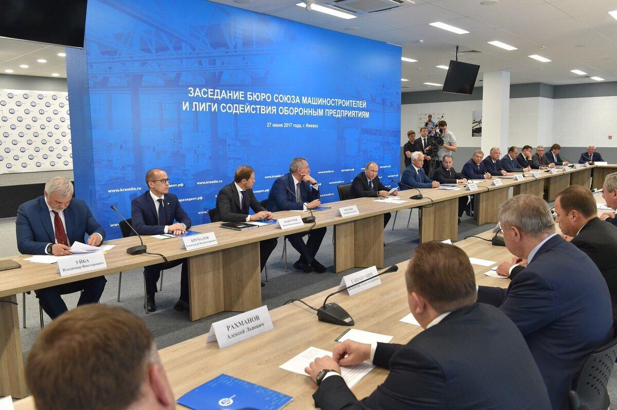 Концерн «Калашников» увеличил портфель заказов после ввода санкций