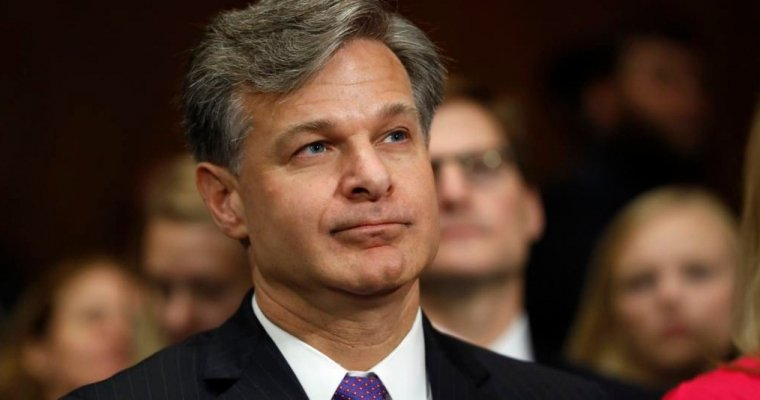Новый руководитель ФБР приведён кприсяге