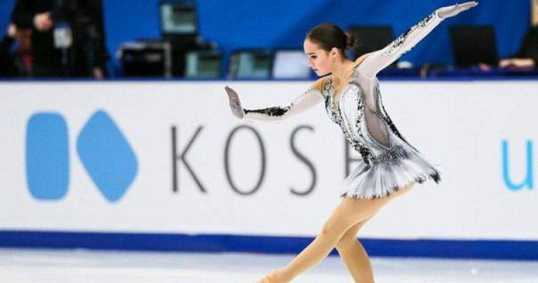 Пятнадцатилетняя русская фигуристка выиграла Гран-при в«Поднебесной»