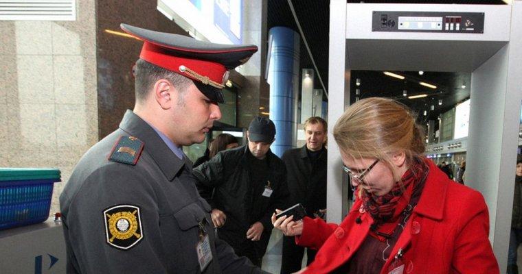 Полицейских освободят отдосмотра авиапассажиров