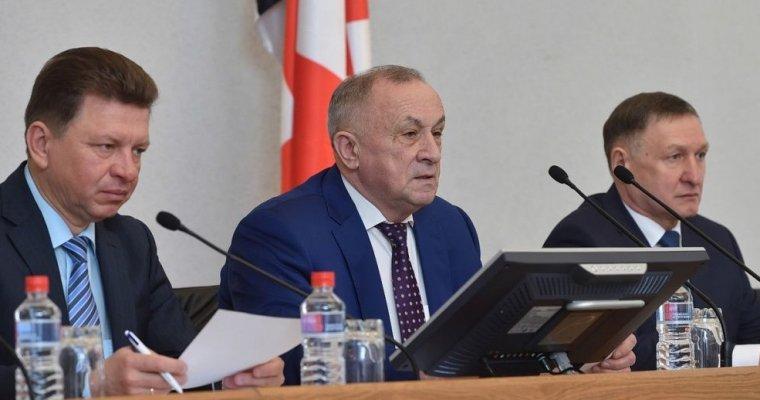 Путин отстранил отдолжности руководителя Удмуртии