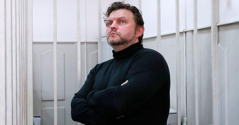 Суд начнет рассмотрение дела экс-губернатора Белых
