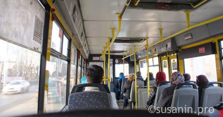 ВИжевске возобновится движение маршрутки №55