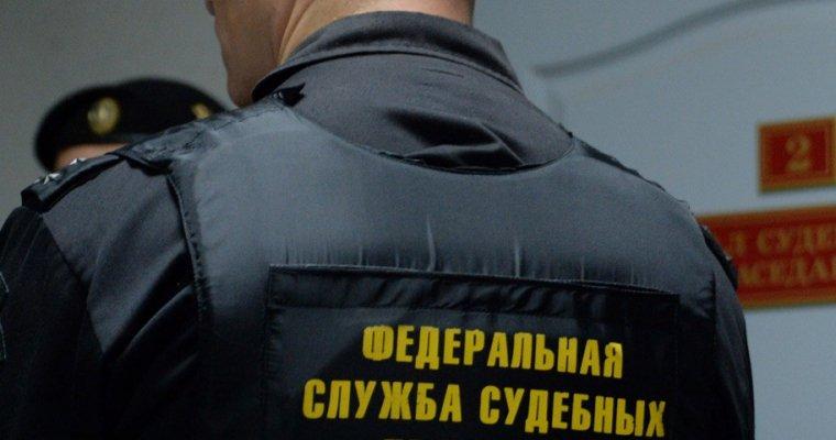 Предприимчивые приставы арестовали авто должника изУдмуртии, выставленное на реализацию