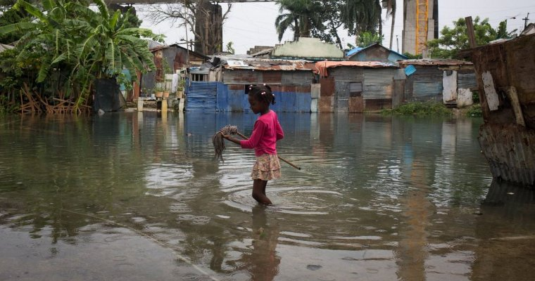Из-за наводнений вДоминикане эвакуировали неменее 14 тыс. человек