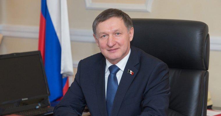 Спикер государственного совета Удмуртии занял 19 позицию вмедиарейтинге
