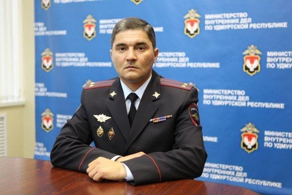 Прошлый замминистра внутренних дел Удмуртии возглавил МВД Тывы