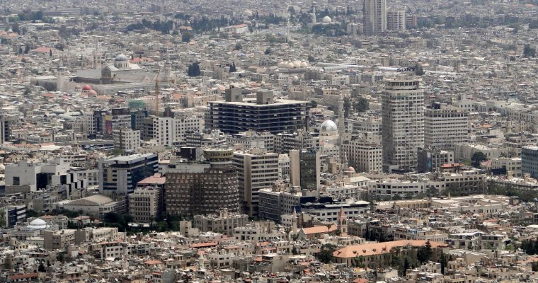 Асад: Навосстановление Сирии потребуется $400 млрд и15 лет