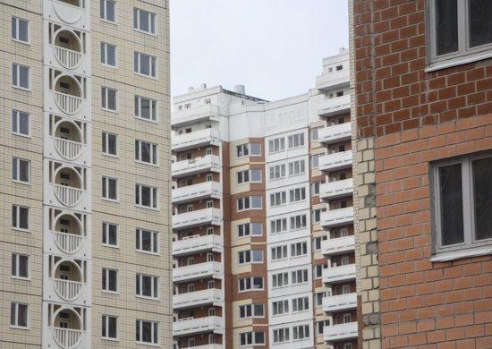 Минстрой предложил увеличить финансирование программы комфортного жилья до2,5 трлн руб.