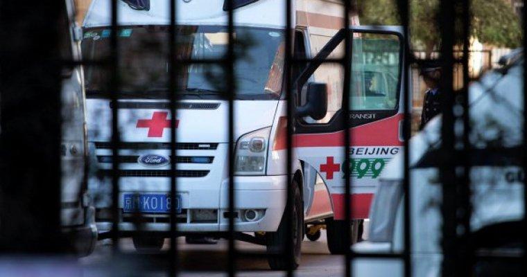 Взорвался фургон сопасным грузом, семь человек пропали без вести, 13 пострадали