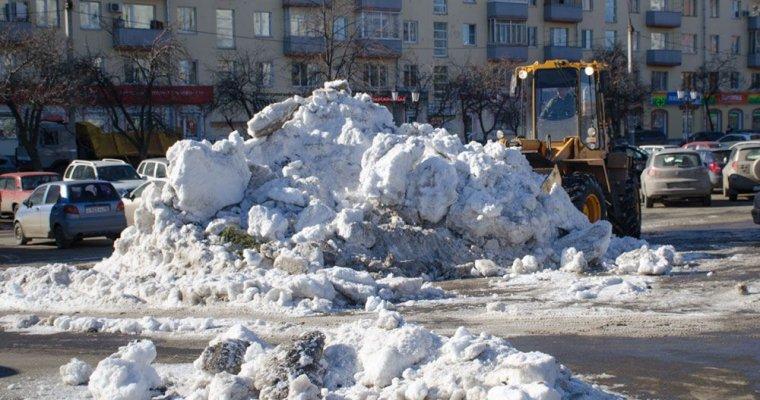 Как Ижевск будет справляться суборкой снега данной зимой?