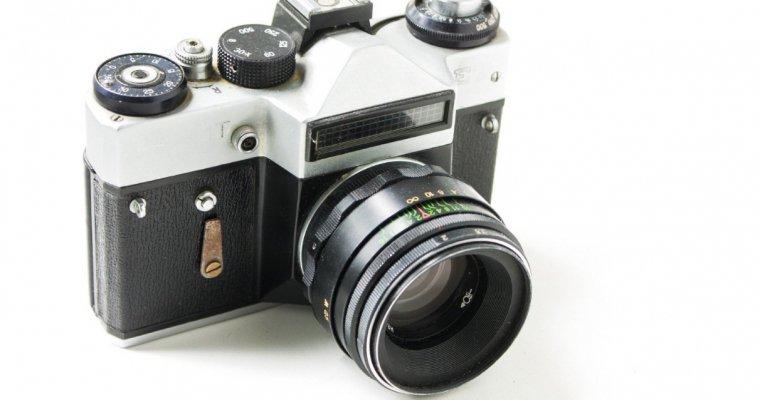 В РФ  возродят производство фотоаппаратов «Зенит»