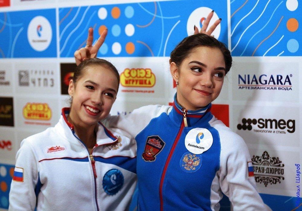 Фигуристка Загитова смировым рекордом выиграла короткую программу наИграх-2018 Фото