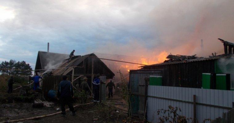 ВУдмуртии слесарь спас изпожара 60-летнего мужчину-инвалида