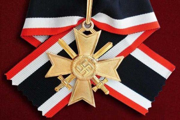 Боевые награды Германии - ww1943.ru