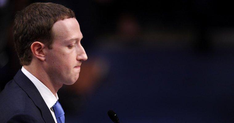 Цукерберга намерены допросить в Европарламенте