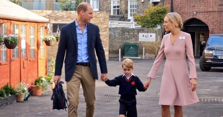 Принц Уильям поведал осостоянии беременной супруги