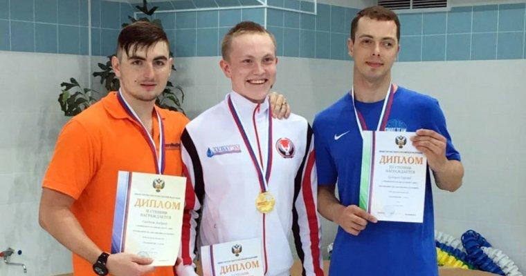 Саратовские паралимпийцы привезли 31 медаль счемпионата Российской Федерации поплаванию